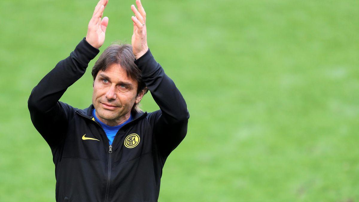 Antonio Conte / Inter Mailand