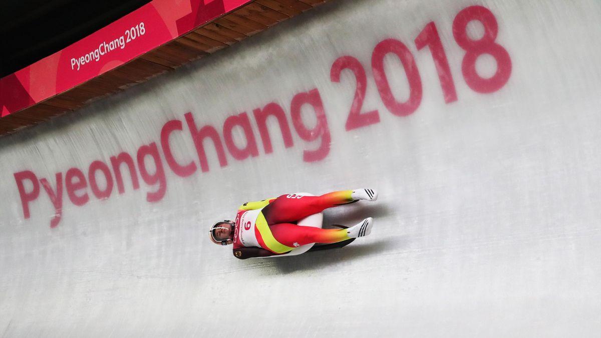 Olympia 2018: Natalie Geisenberger (Deutschland)