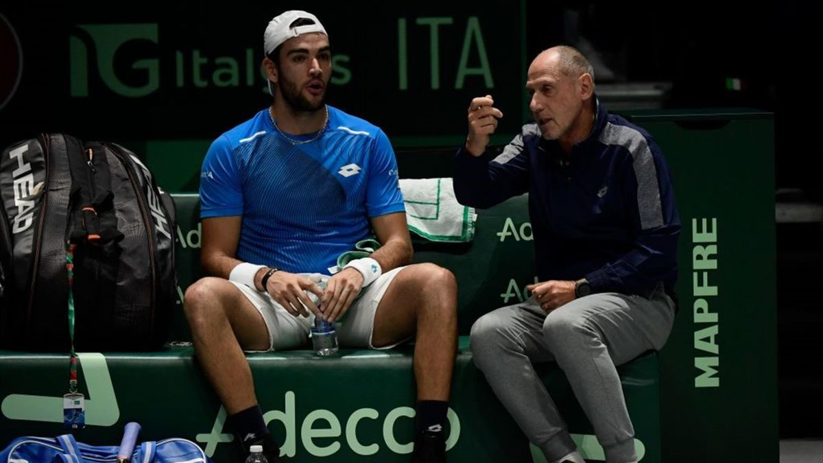 Berrettini vs Fritz - Davis Cup 2019 - Getty Images