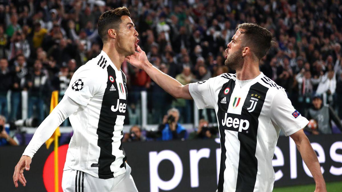 Cristiano Ronaldo - Juventus-Ajax - Champions League 2018/2019 - Getty Images