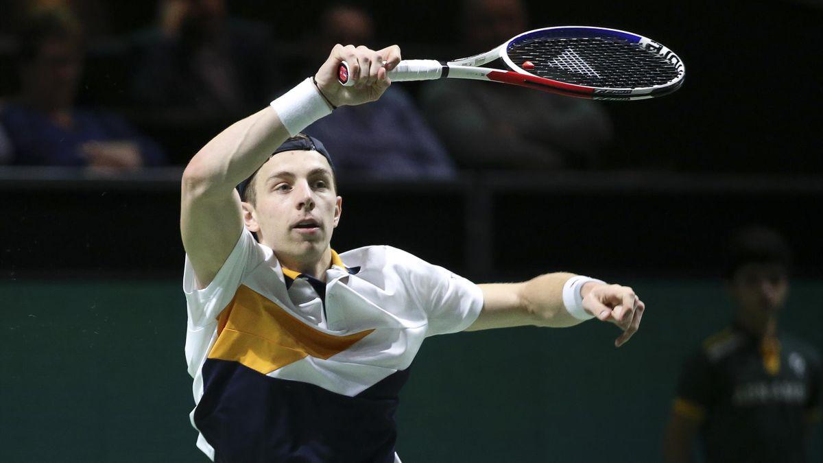 Tallon Griekspoor   Tennis   ESP Player Feature
