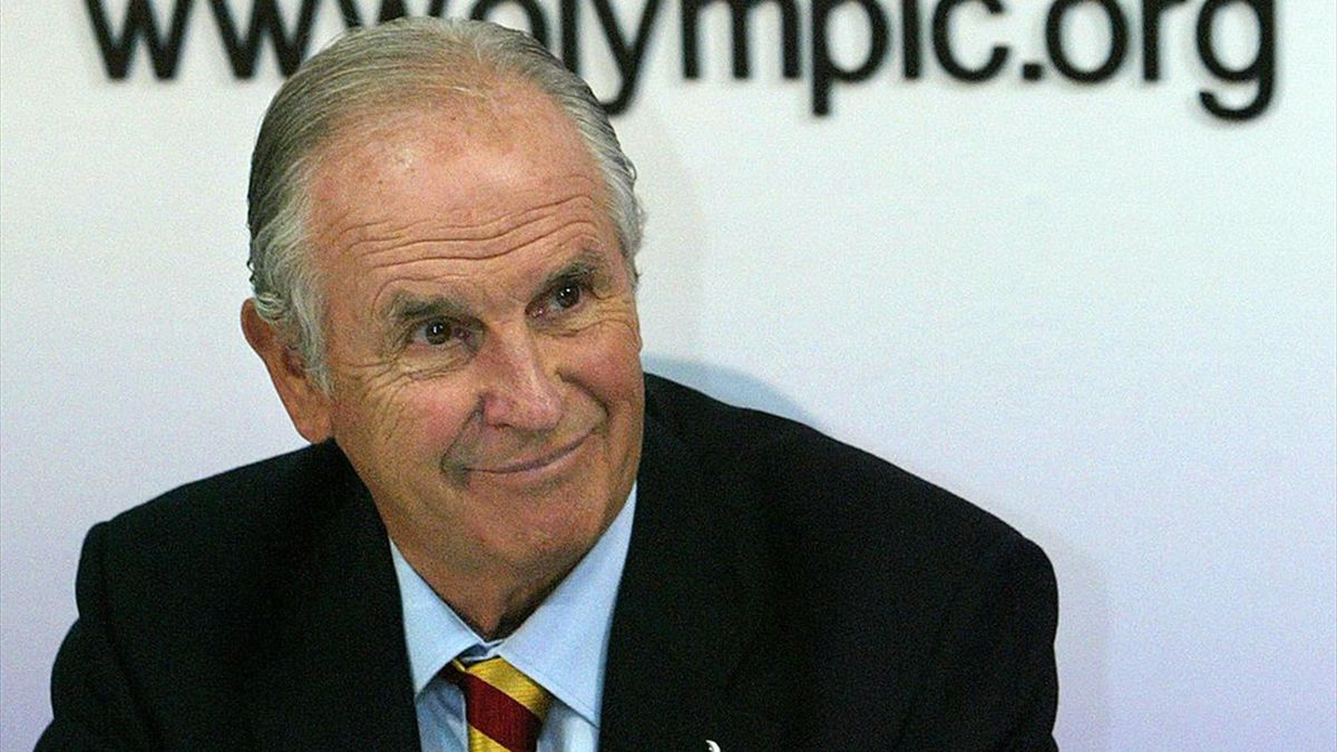 José María Echevarría, presidente del Comité Olímpico Español entre 2002 y 2005