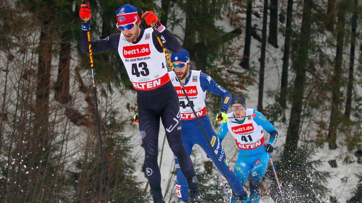 Coronafall im US-Team in Klingenthal