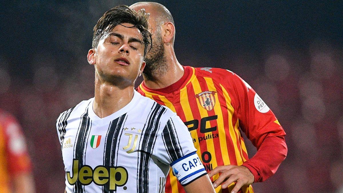 Paulo Dybala von Juventus Turin
