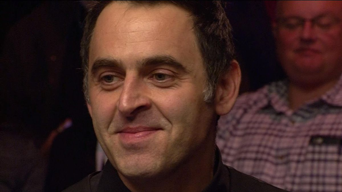 O'Sullivan's interview after his win