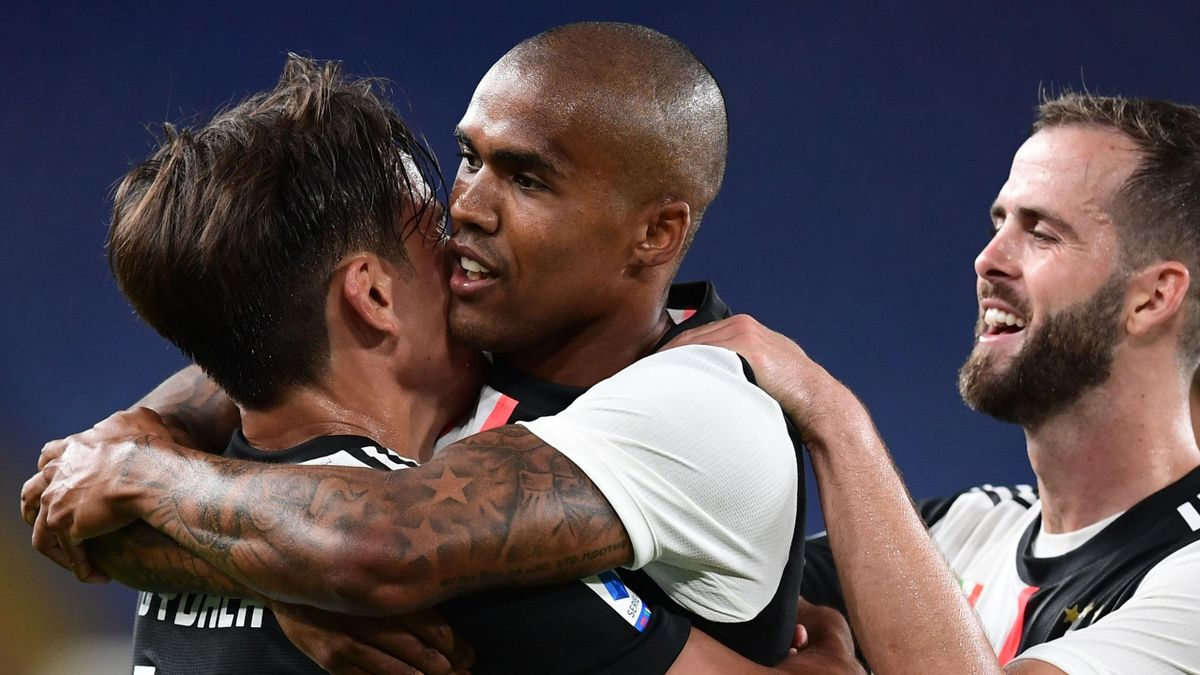 Paulo Dybala e Douglas Costa, Genoa-Juventus