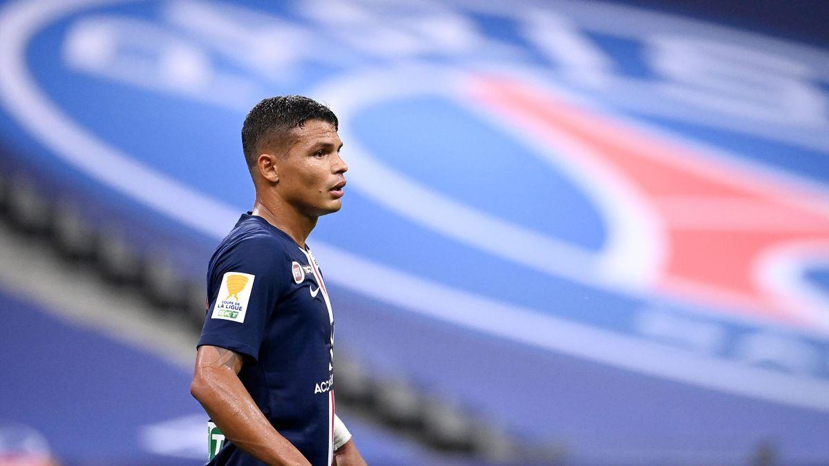 Thiago Silva quitte le PSG après huit années dans la capitale
