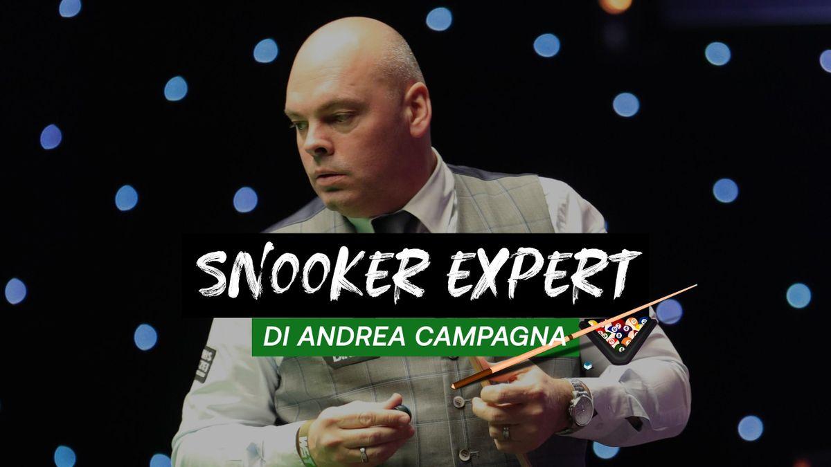 Snooker Expert: Stuart Bingham
