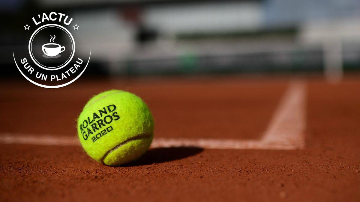 Roland-Garros - L'actu sur un plateau du 27 septembre 2020