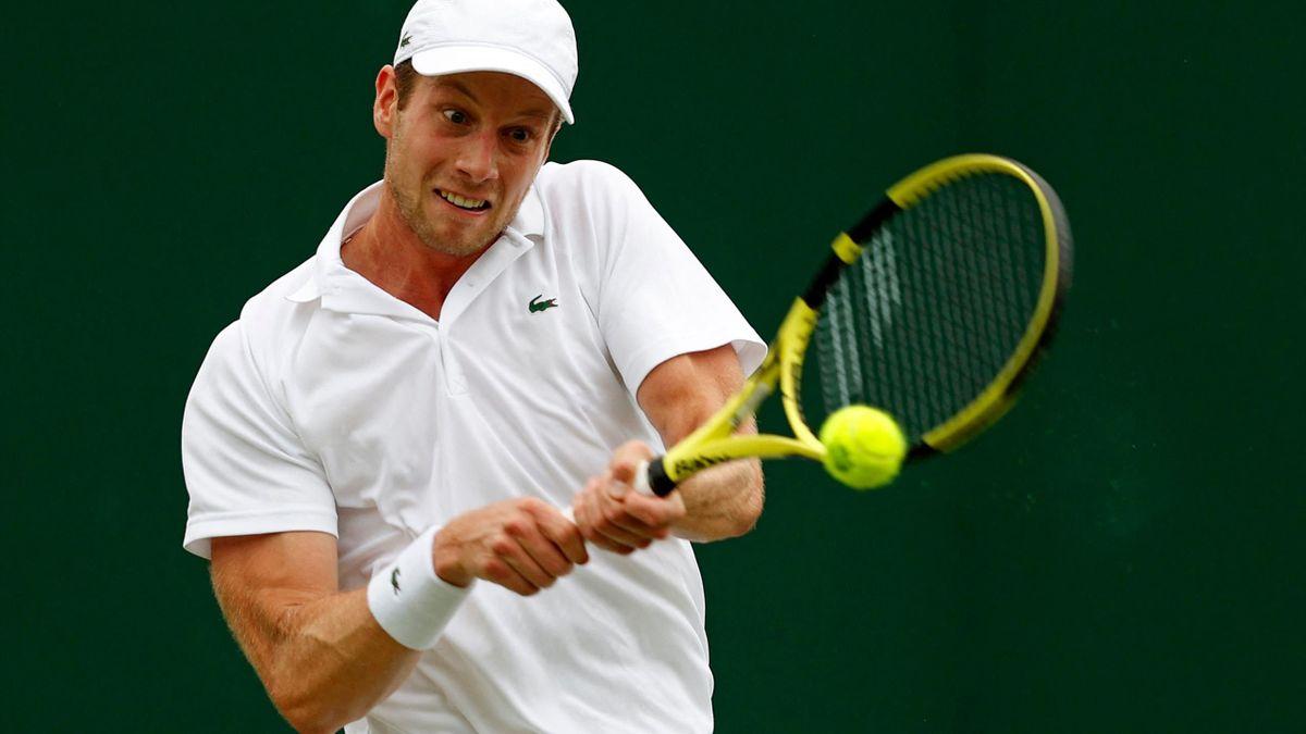 Wimbledon | Botic van de Zandschulp verliest van Berrettini in tweede ronde
