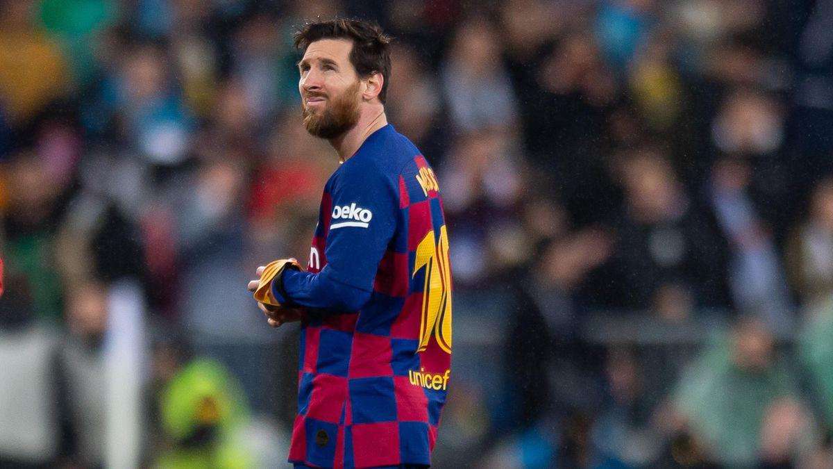 Lionel Messi vrea să joace la Manchester City