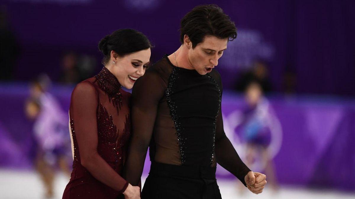 Tessa Virtue-Scott Moir, Canada -  Figure Skating Ice Dance Free Dance - PyeongChang 2018 Winter Olympics - Getty Images