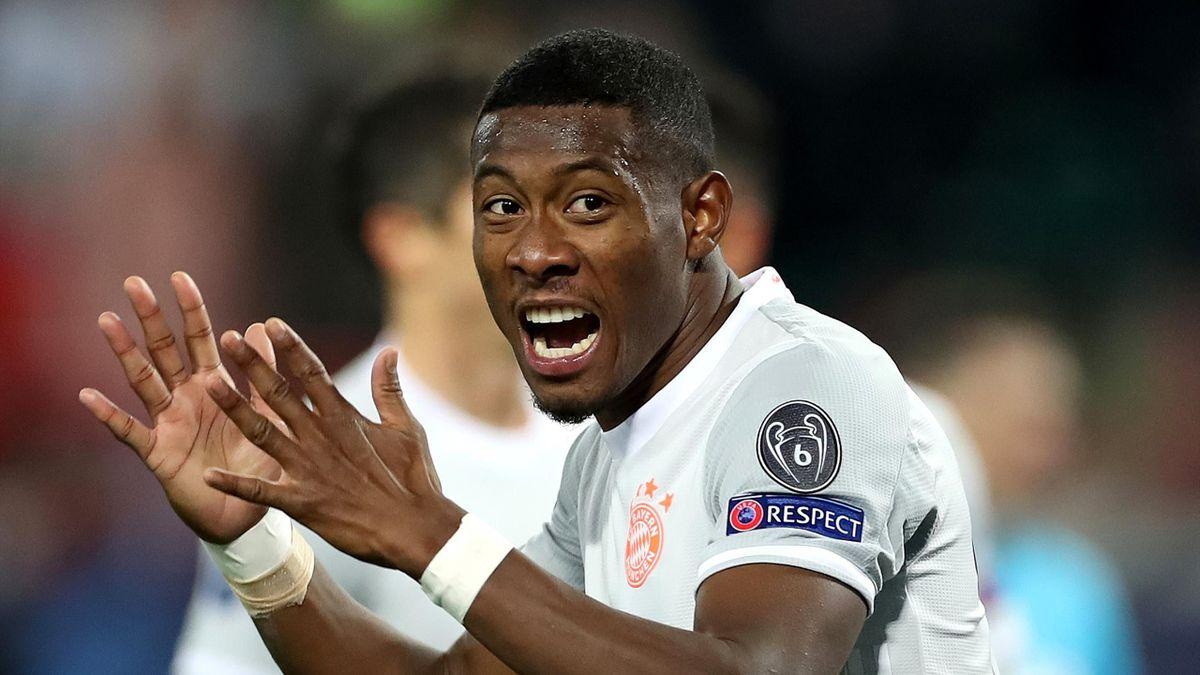 David Alaba could leave Bayern Munich next summer - Paper Round - Eurosport