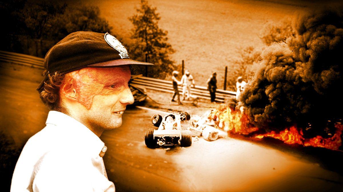 Niki Lauda - Les Grands Récits