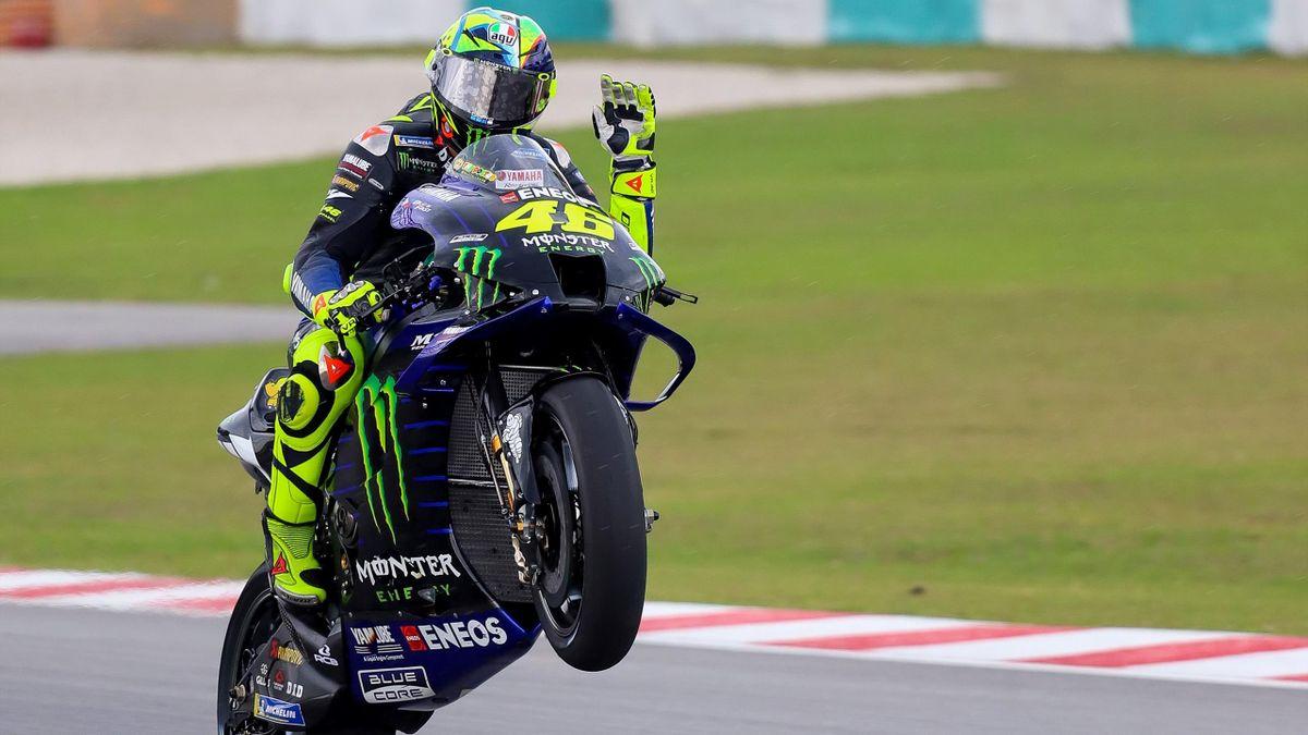 Valentino Rossi - Test Sepang 2020 - MotoGP