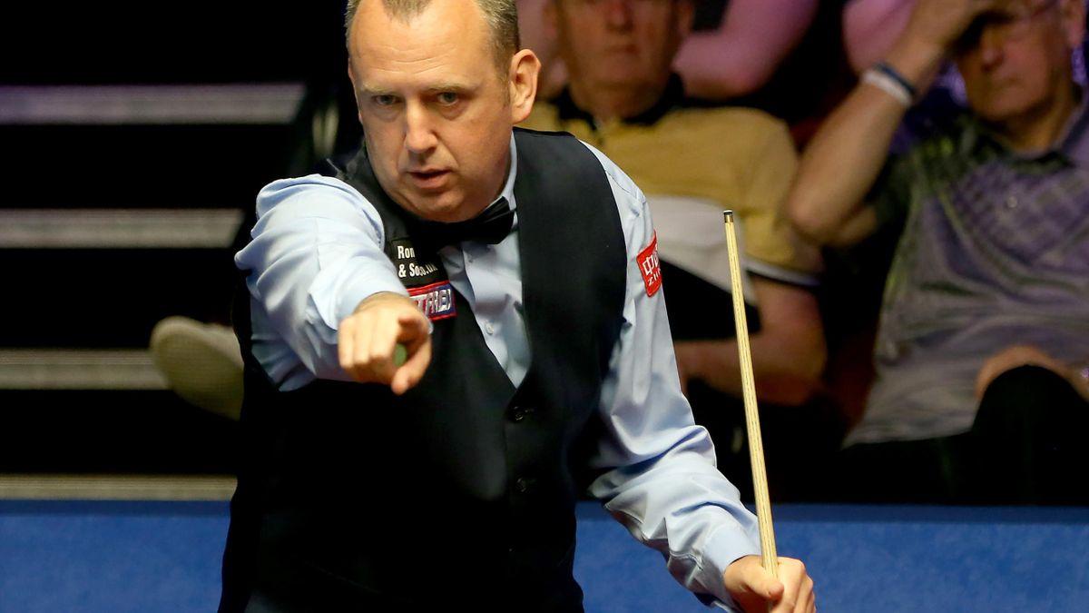 World snooker champion Mark Williams (PA)
