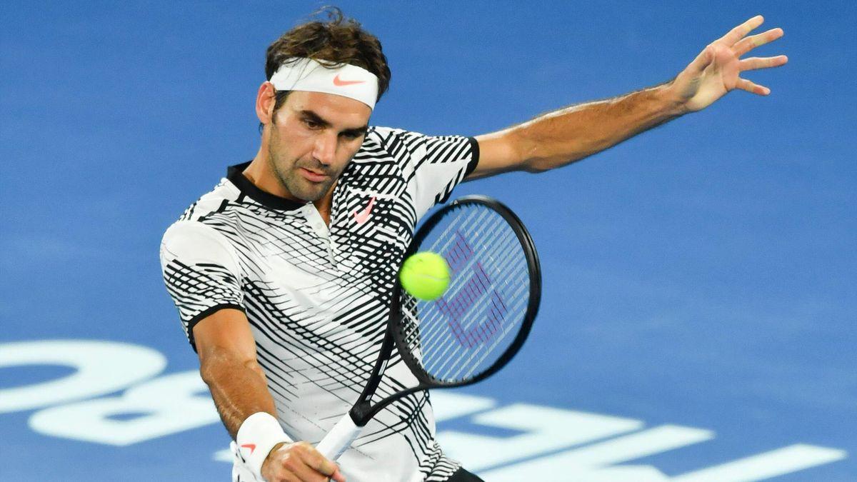 Roger Federer - Australian Open 2017