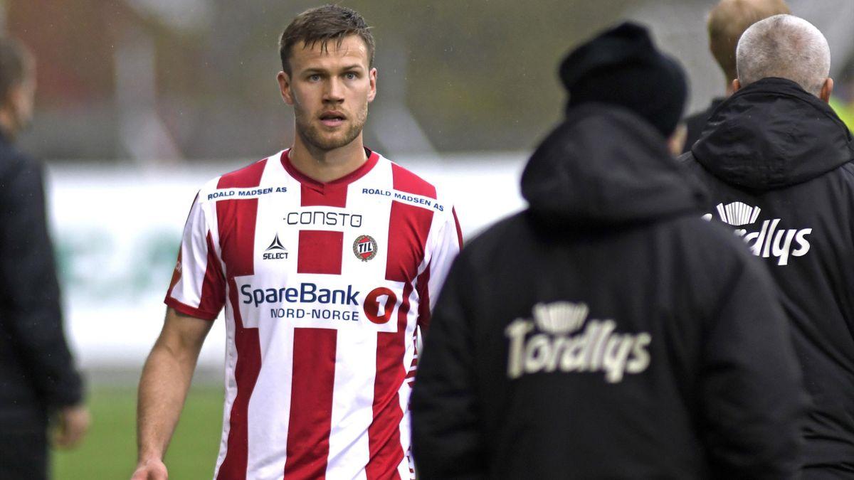 Tromsøs Anders Jenssen