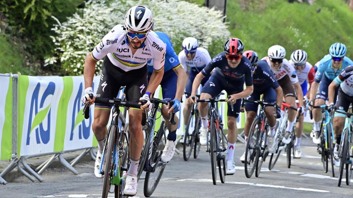 Julian Alaphilippe - Flèche Wallonne 2021