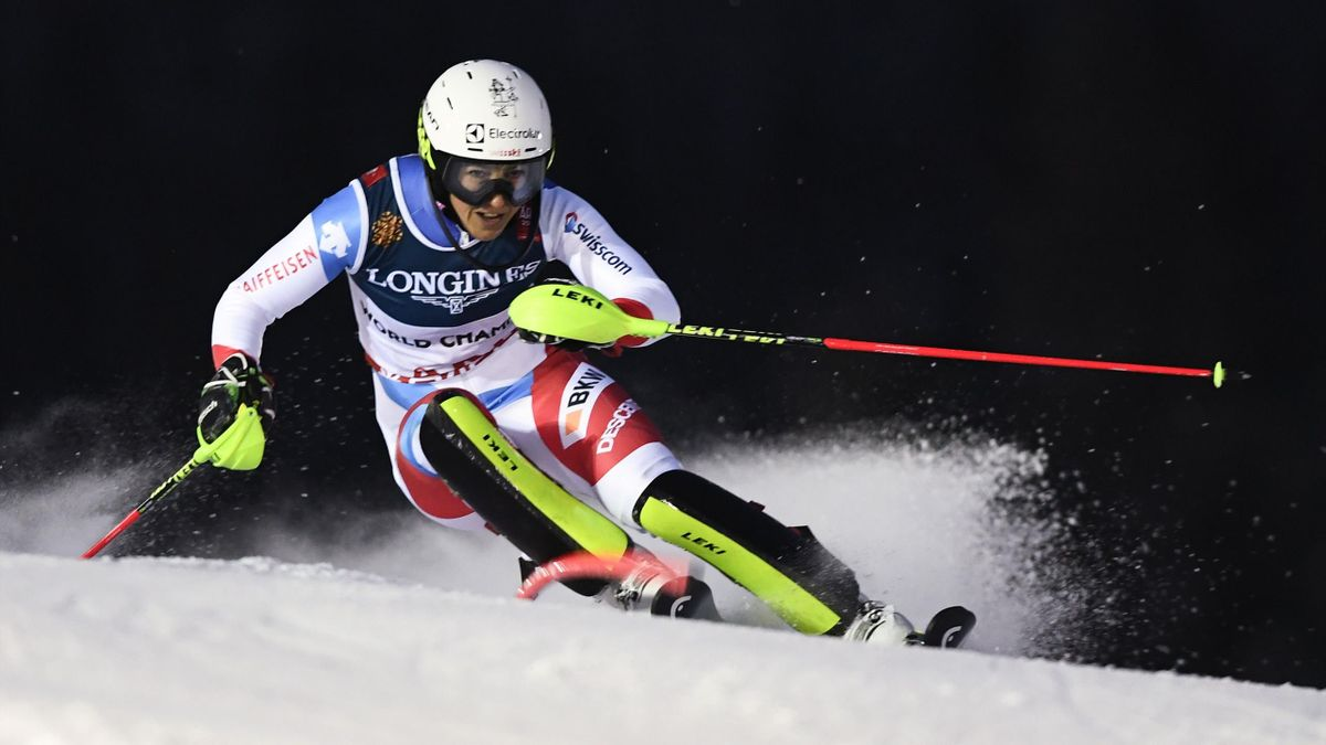 Wendy Holdener, Slalom, Kombination