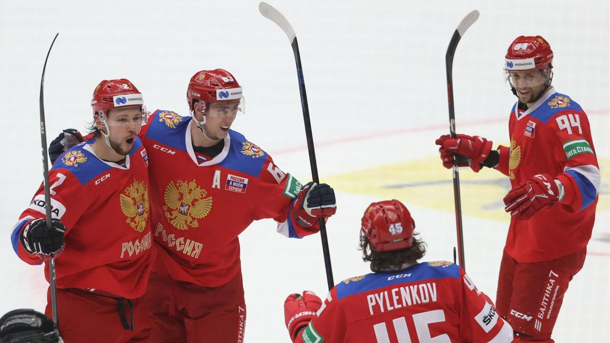 Павел Красковский, Россия – Чехия, Евротур