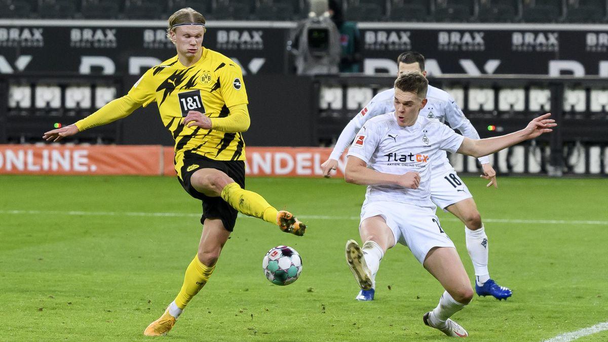 Borussia Mönchengladbach und Borussia Dortmund treffen im DFB-Pokal-Viertelfinale aufeinander