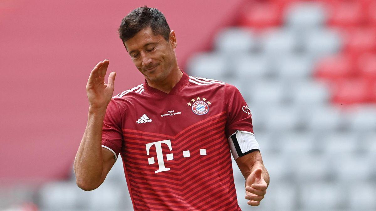 Lewandowski nach Bayern Pleite