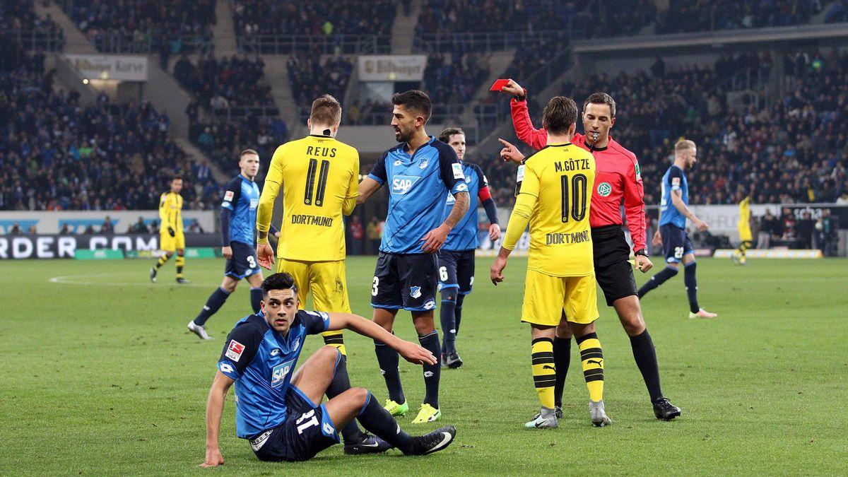 Reus - Hoffenheim-Borussia Dortmund - Bundesliga 2016/2017 - Imago