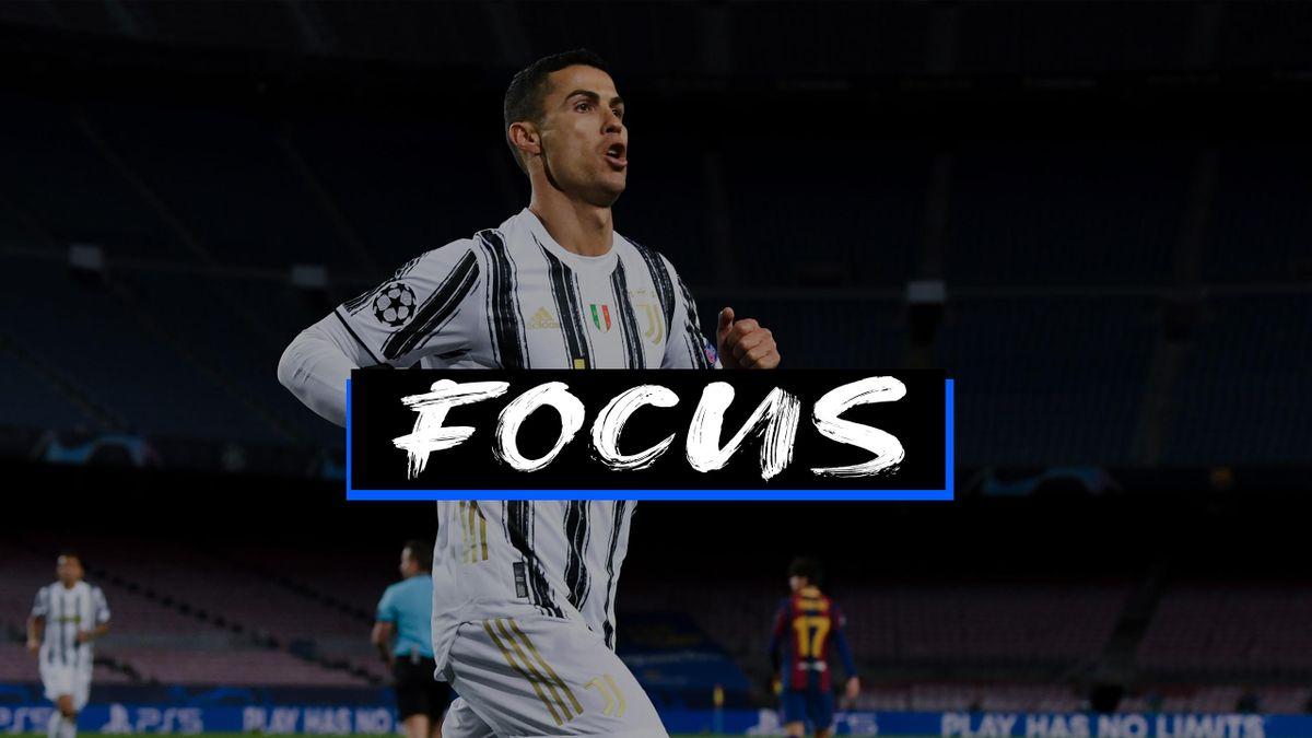 Focus Juventus: Cristiano Ronaldo verso la Champions