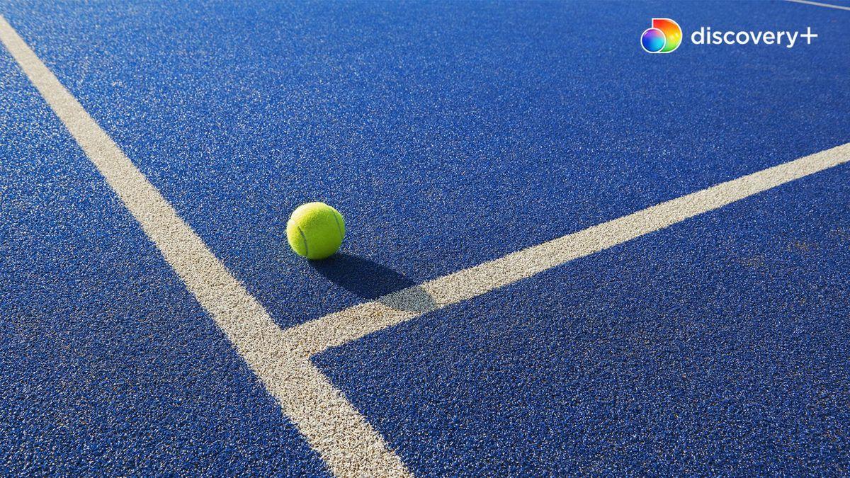 Se de helt unge og kommende tennisstjerner i aktion på discovery+ i weekenden