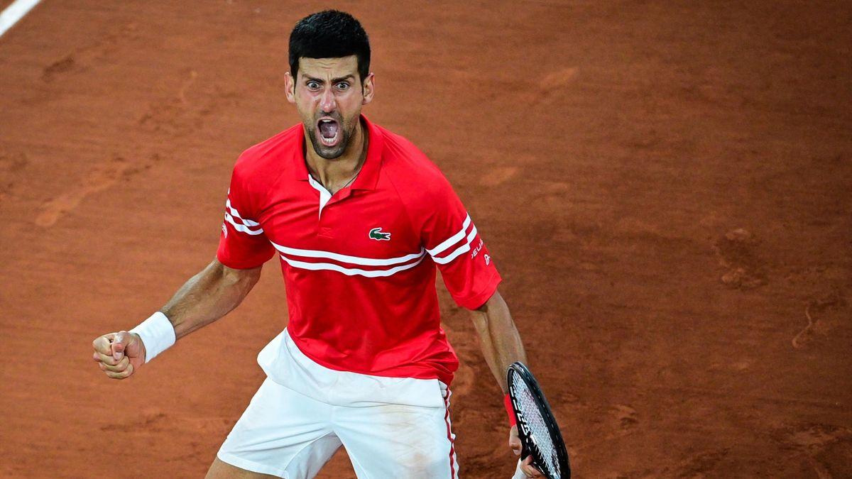 Novak Djokovic - French Open