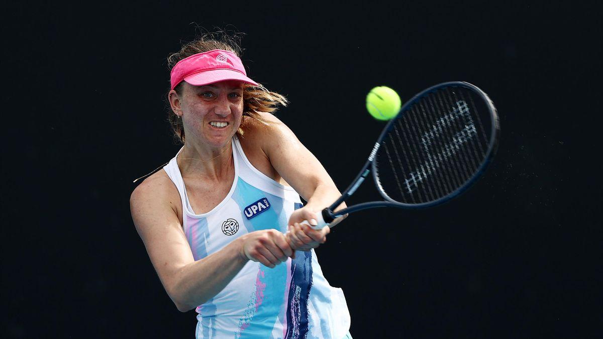 Mona Barthel - Australian Open 2021