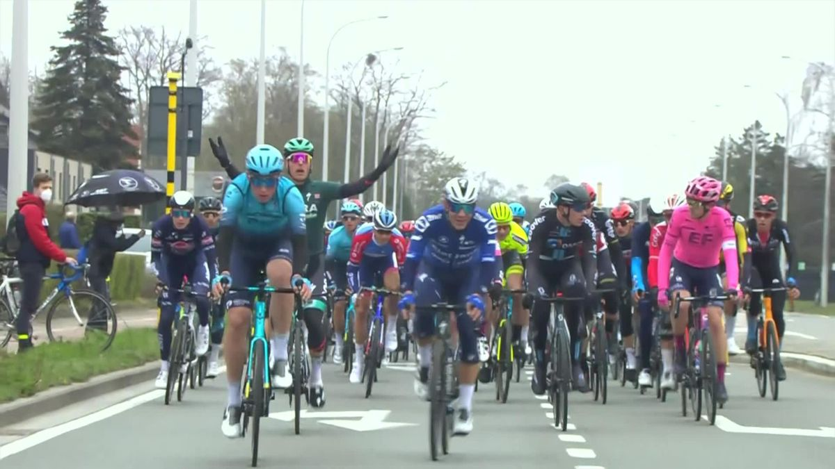 'It is ridiculous' - Fedorov and Vergaerde disqualified for dangerous riding at Tour of Flanders
