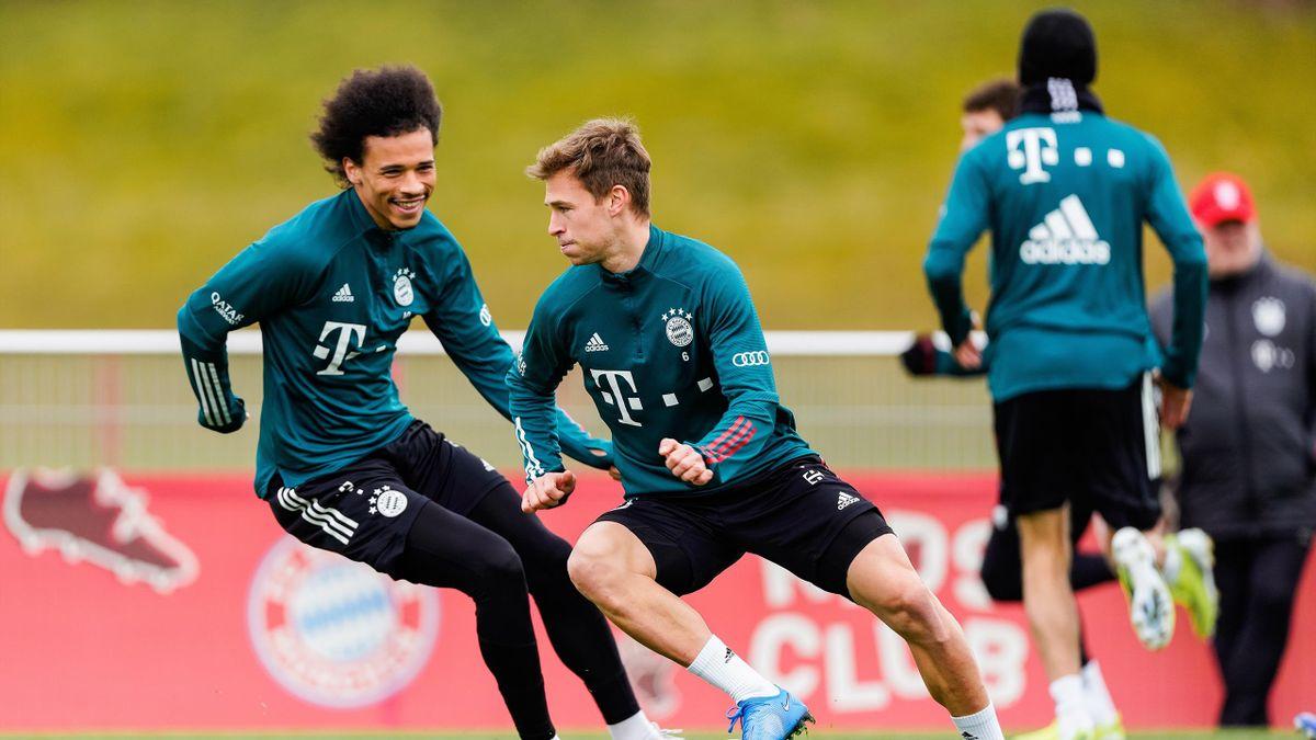 """Auch die Stars des FC Bayern München wären vom """"Quarantäne-Trainingslager"""" betroffen"""