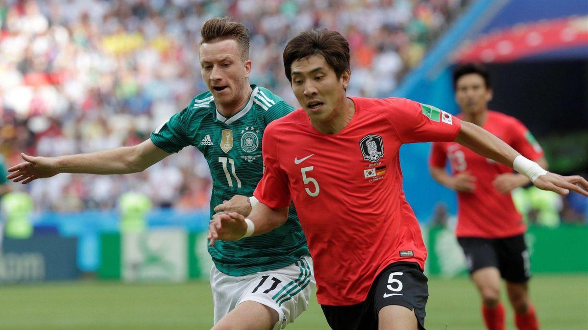 Livestream Deutschland Südkorea