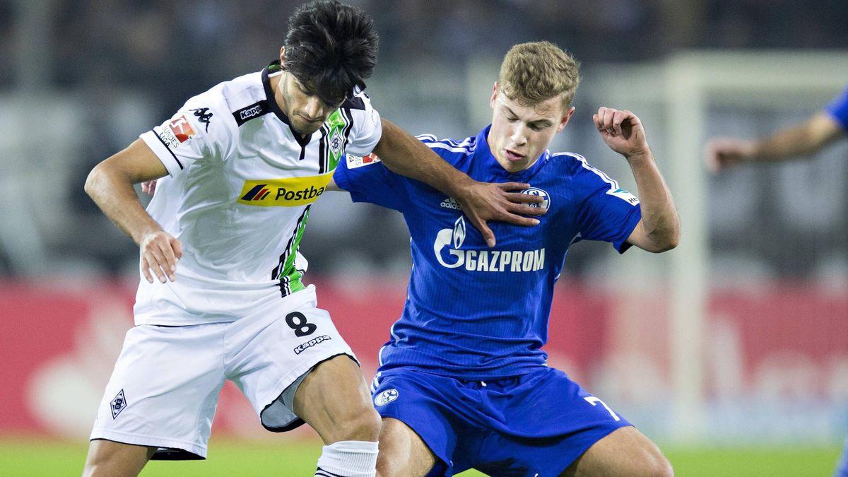 Borussia Mönchengladbach Gegen Schalke 04