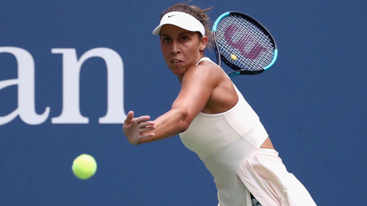 Madison Keys bei den US Open