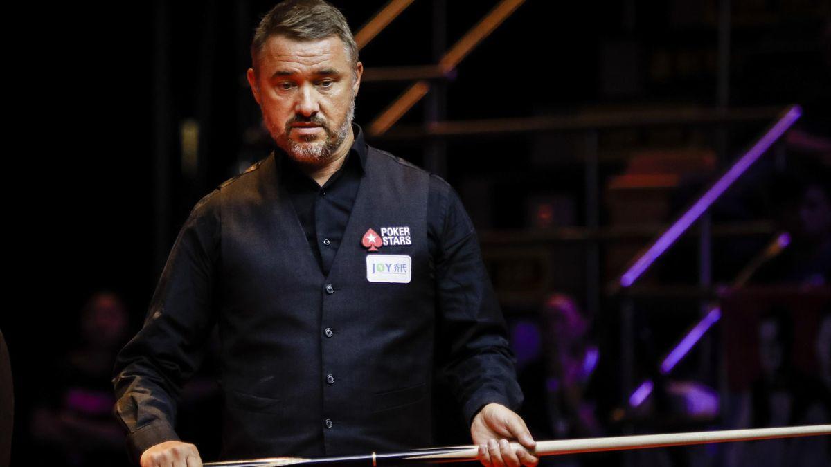 Nach neun Jahren Abwesenheit zurück auf der Snooker-Bühne: Stephen Hendry