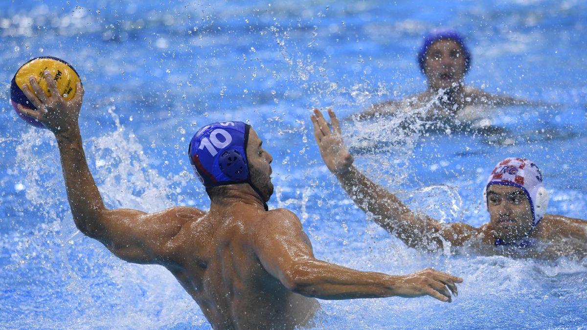 Serbien gewinnt Gold im Wasserball