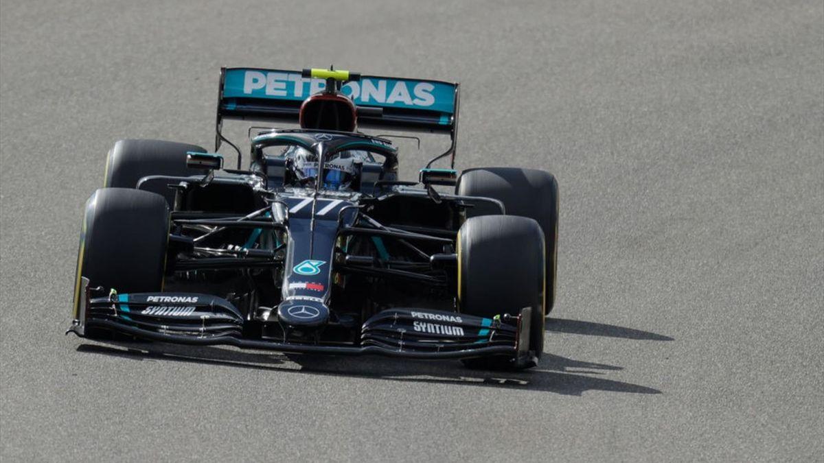 Valtteri Bottas (Mercedes) - GP of Eifel 2020
