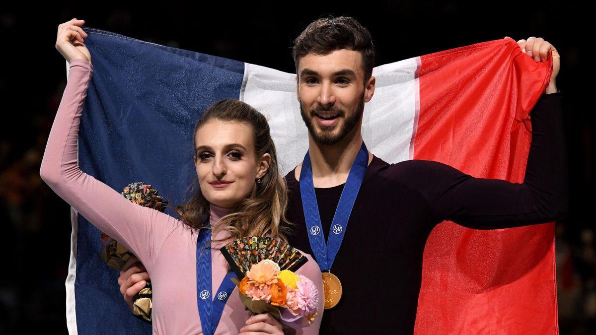 Gabriella Papadakis et Guillaume Cizeron - Mondiaux 2019