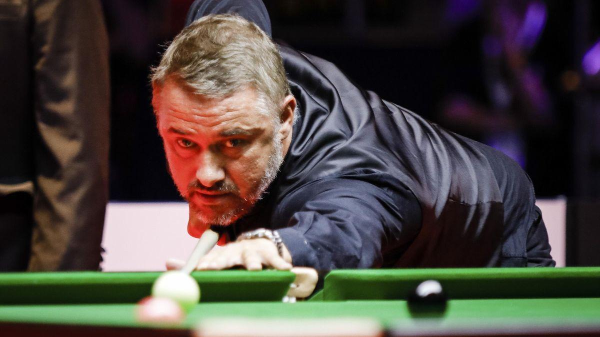 Kehrt nach neun Jahren aus dem Ruhestand zurück: Stephen Hendry