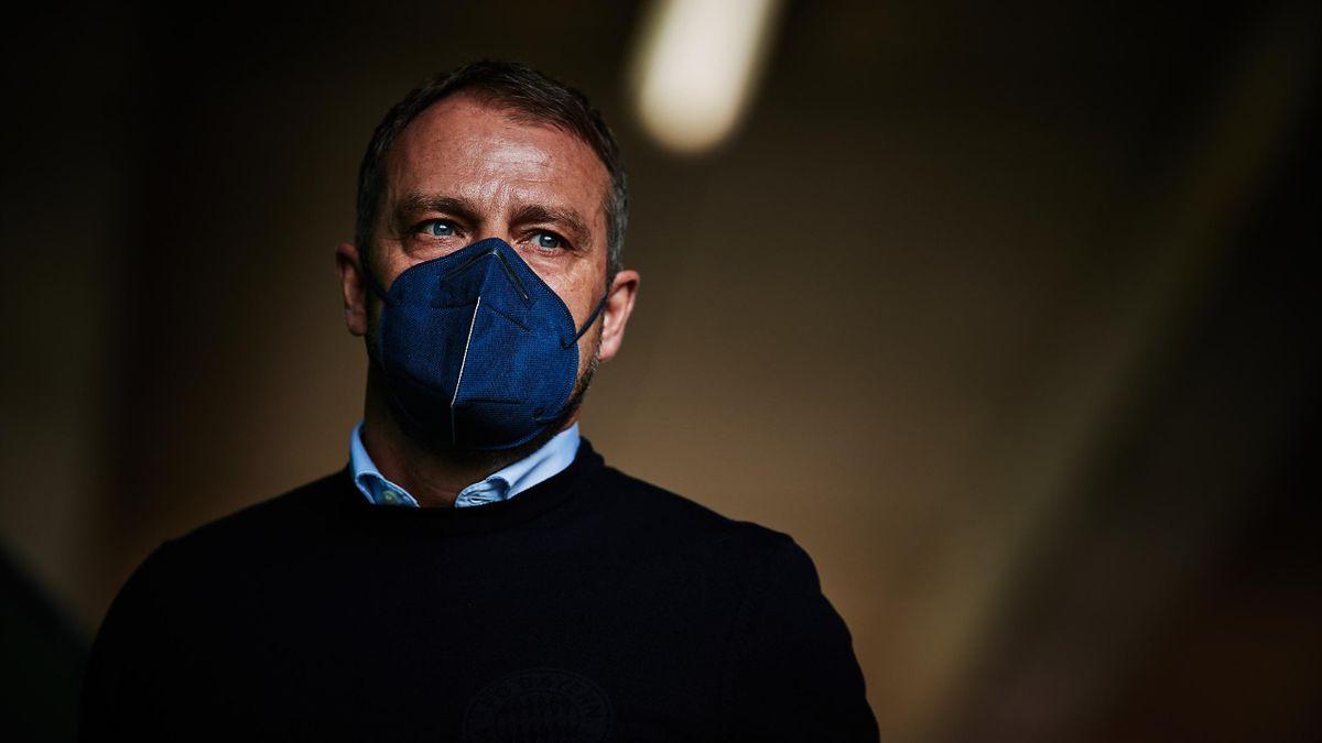 Hans-Dieter Flick ist seit Oktober 2019 Trainer des FC Bayern München