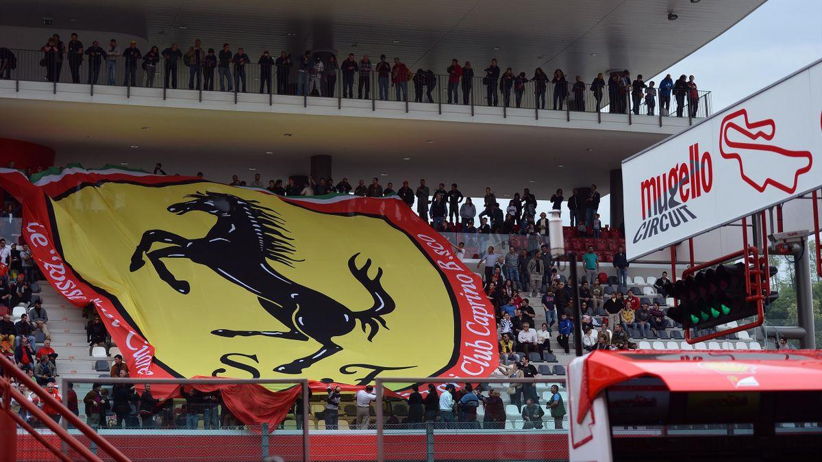 Beim Großen Preis der Toskana in Mugello dürfen bis zu 3000 Zuschauer auf die Tribünen