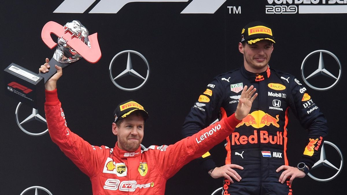 Formula 1 News F1 Teams Agree To 22 Races In 2020 Eurosport