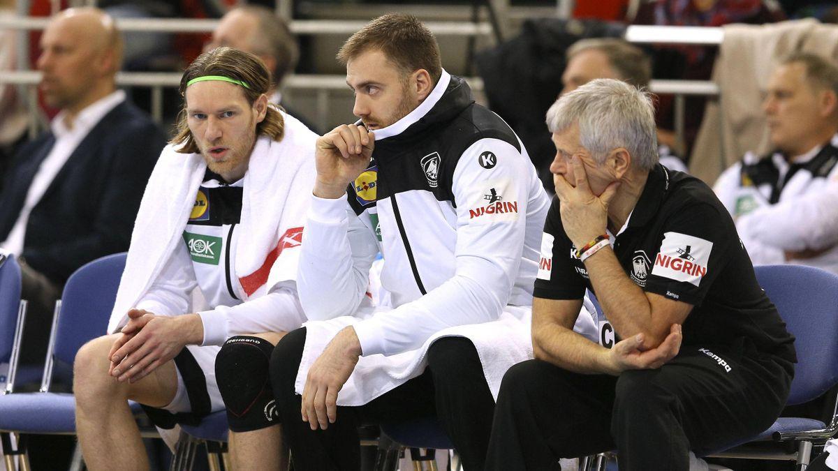 Tobias Reichmann (li.) ist enttäuscht