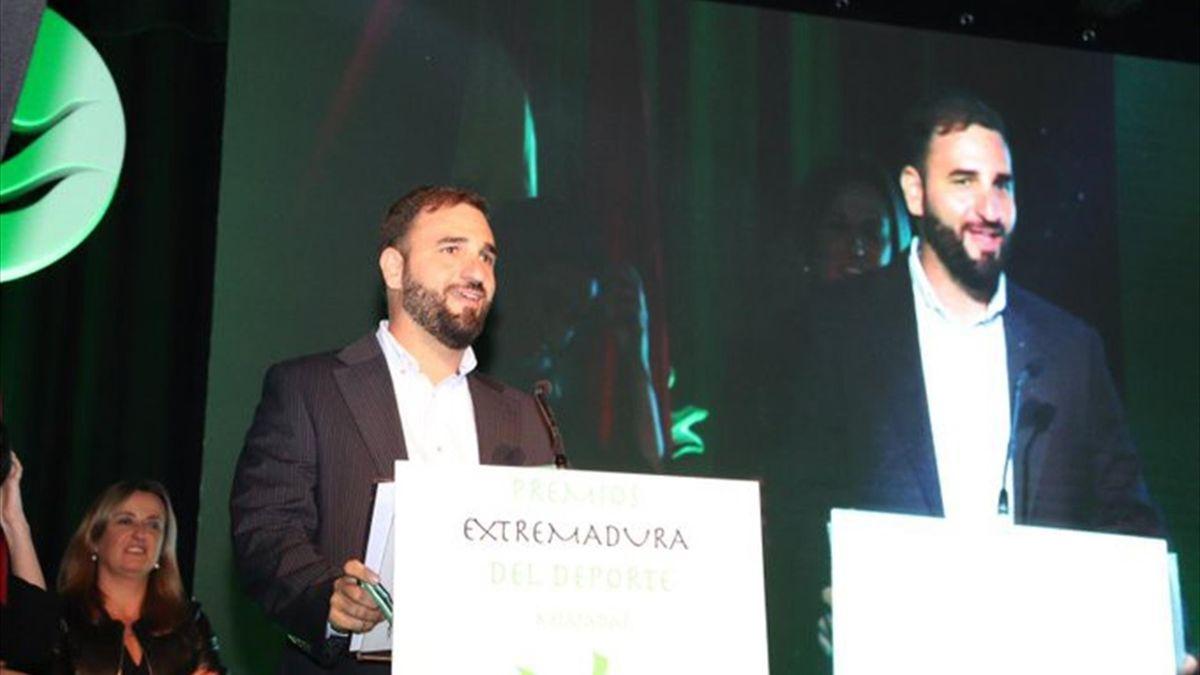 Andrés Francisco Sánchez, 'Driu', seleccionador español de parapente