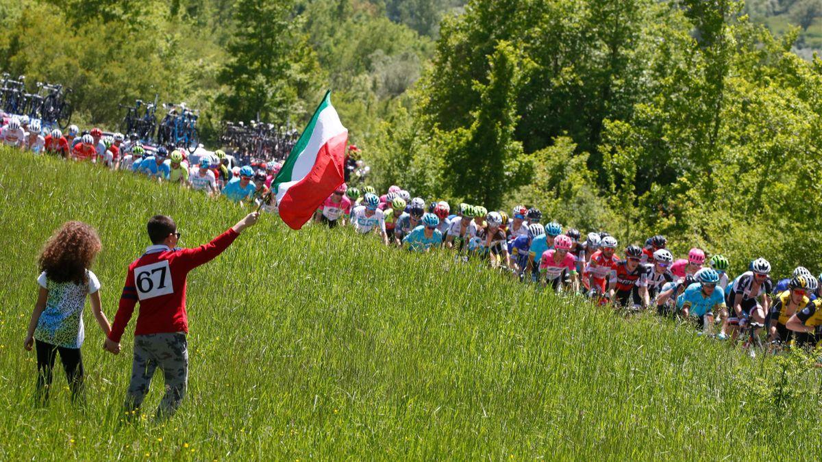 Giro etappe