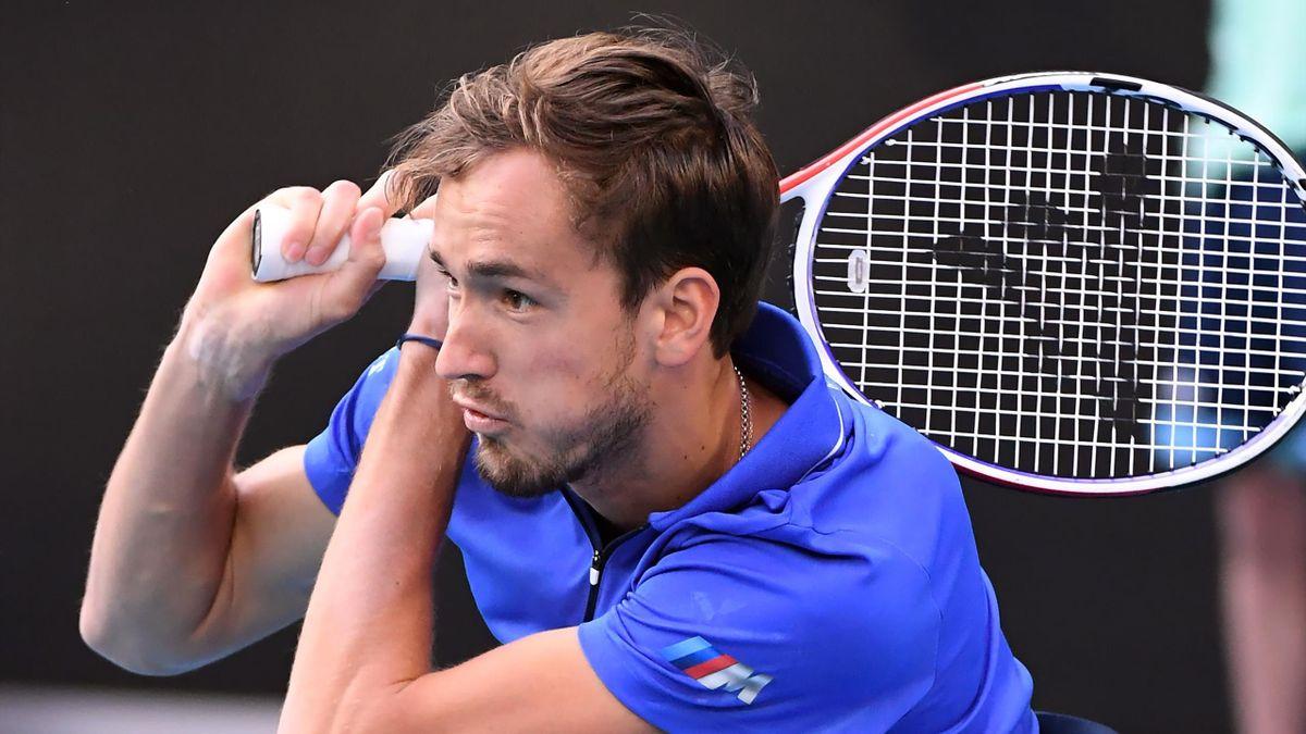 US Open 2020: Daniil Medvedev