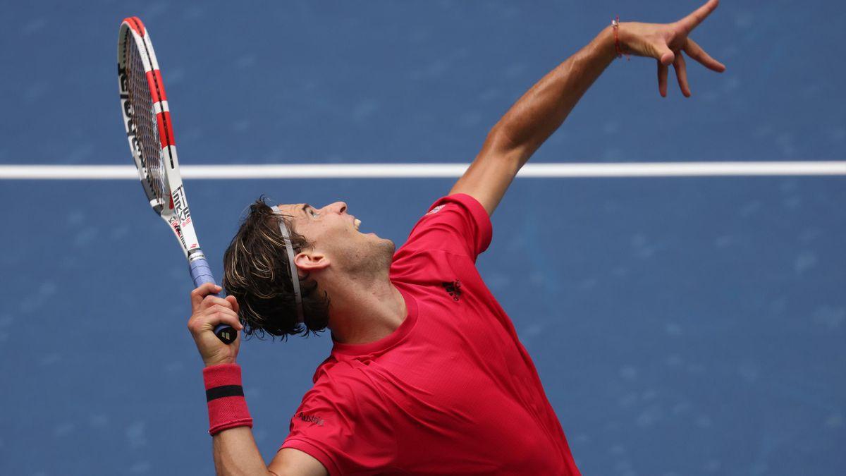 Dominic Thiem US Open 2020   Tennis   ESP Player Feature